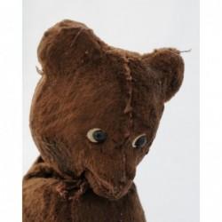 Mekanisk bjørn med sutteflaske